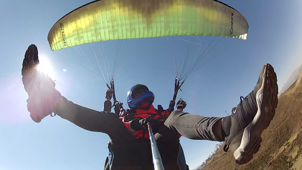PAPadventure paragliding flights